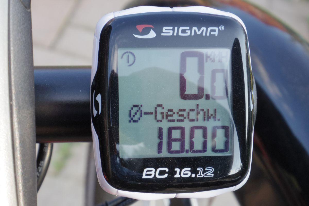 Durchschnitt km/h